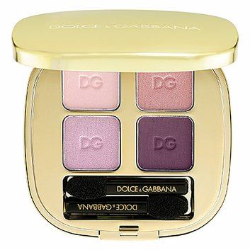 Docle & Gabbana_Pink and Purple_eyeshadow_ for_ hazel eyes