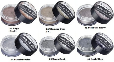 Essence_ cream _eyeshadow_ stay all day