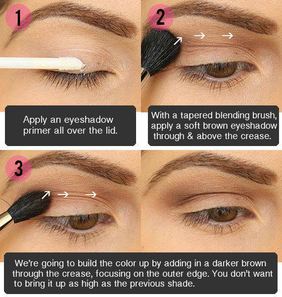 smokey-brown-eyeshadow-tutorial- for_ hazel eyes-001