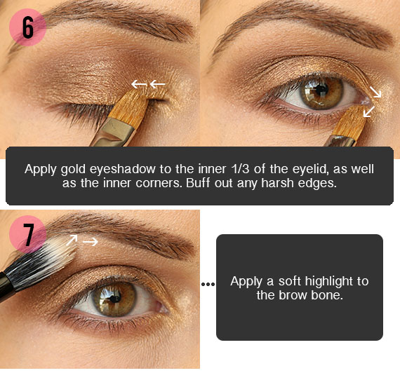 smokey-brown-eyeshadow-tutorial- for_ hazel eyes-003