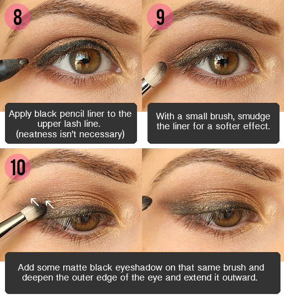 smokey-brown-eyeshadow-tutorial- for_ hazel eyes-004