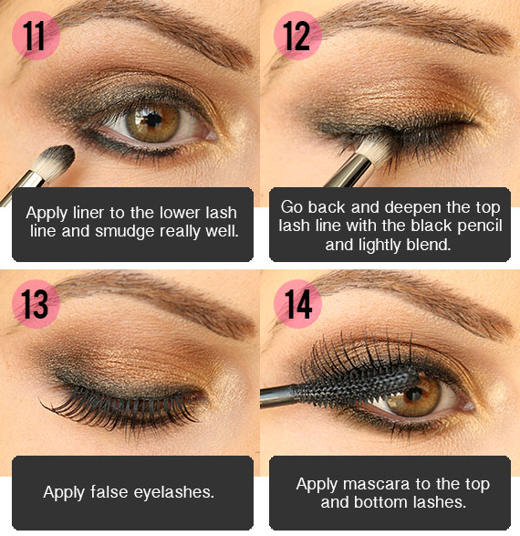smokey-brown-eyeshadow-tutorial- for_ hazel eyes-005