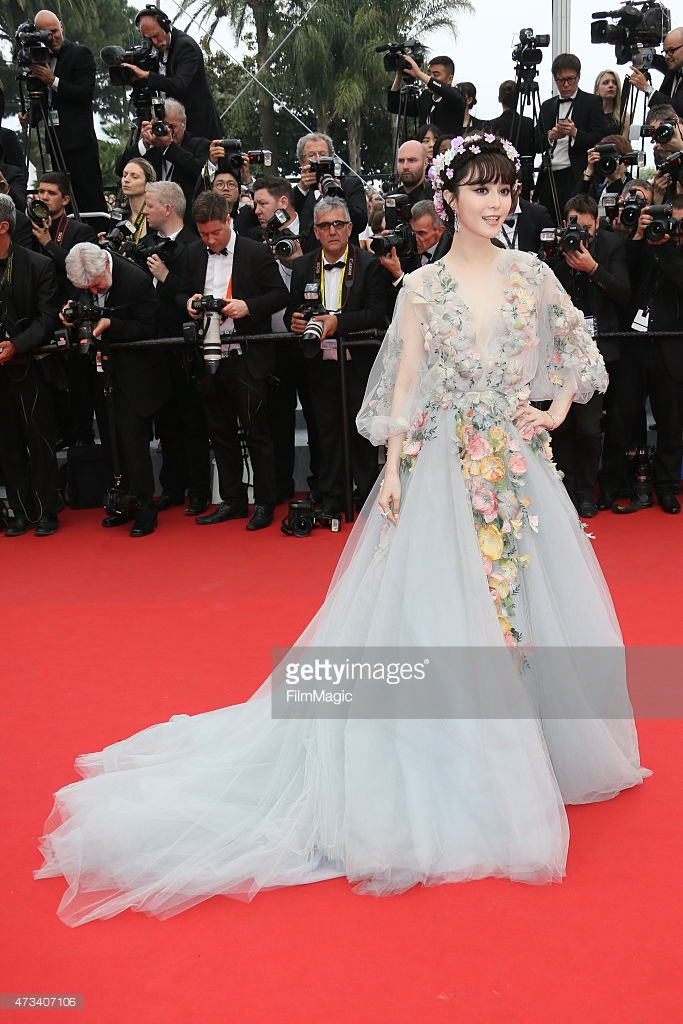 Fan Bingbing _cannes_2015