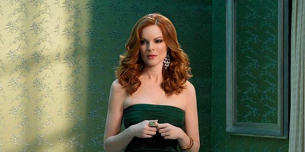 marcia cross_red hair