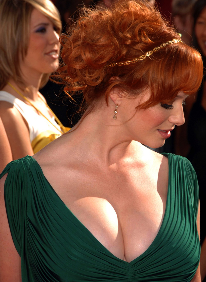 christina Hendricks_red hair