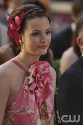 """Must  I Do About Nothing ""-- Pictured  Leighton Meester as Blair  in GOSSIP GIRL on The CW. PHOTO CREDIT: Giovanni Rufino/ THE CW ©2008 THE CW NETWORK, ALL RIGHTS RESERVED."
