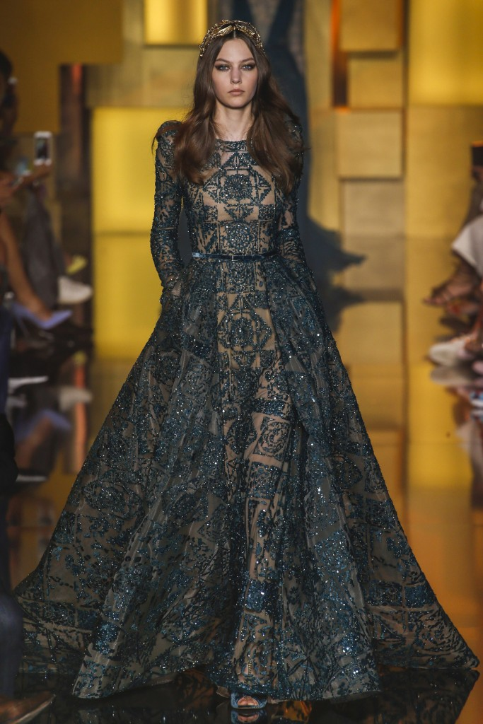 Paris Haute Couture~~ eLLIE saab