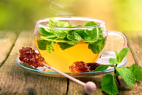 peppermint_tea+for hair care