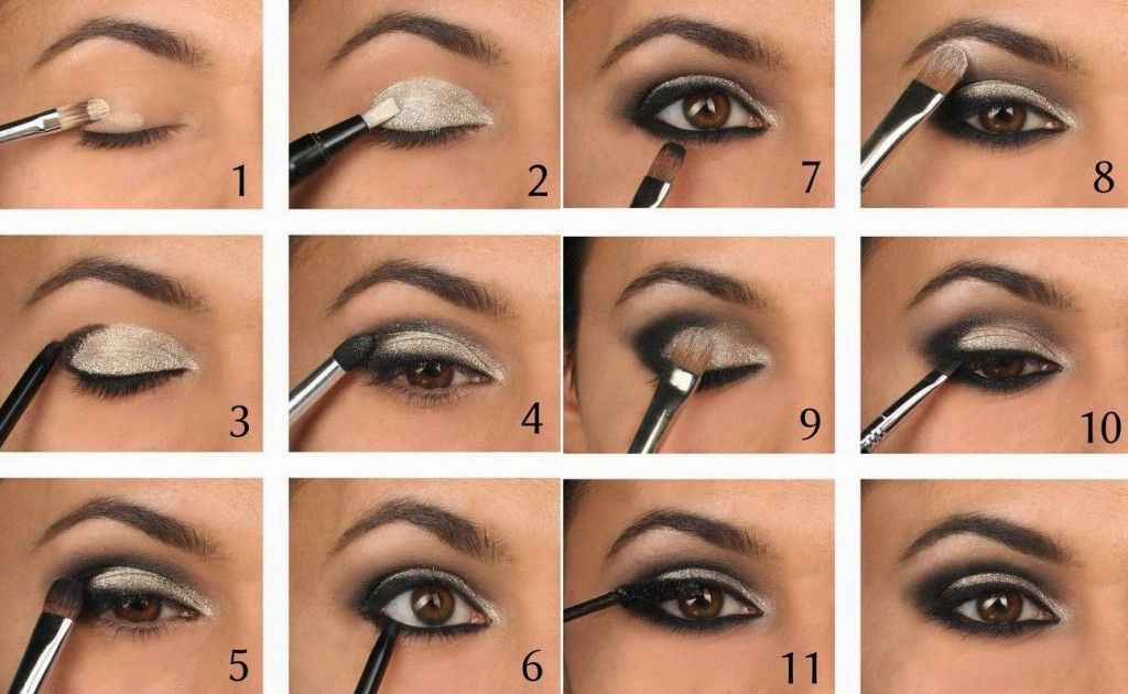 How To Smoky Eyes Tentgirl