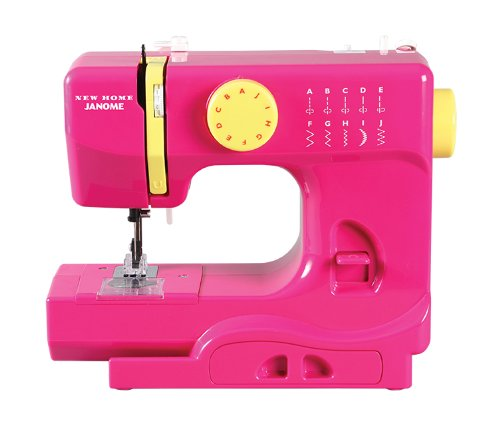 Best-portable-JANOME FAST LANE-sewing-machine