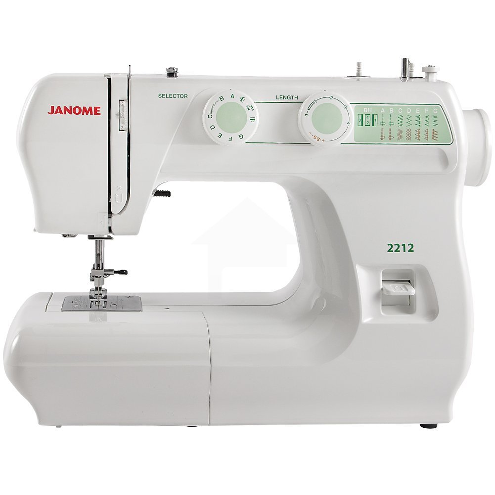 best-sewing-machines-Janome 2212