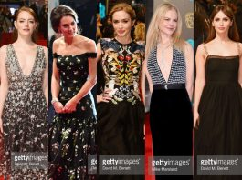 5-best-dressed-stars-on-bafta-2017-red-carpet