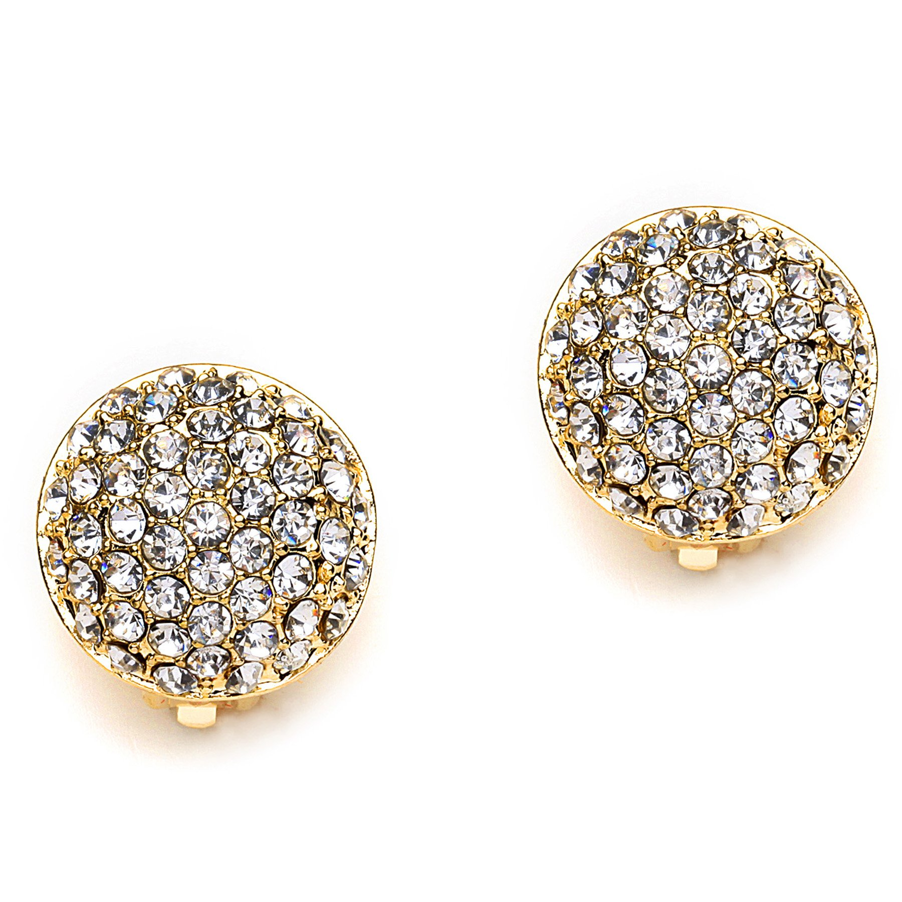 clip-on earrings-crystals-top